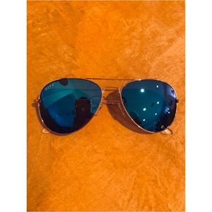 Diff Eyewear Accessories - Blue Diff Eye Wear shades
